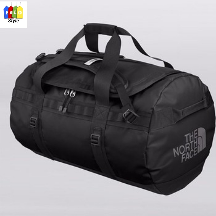 Túi trống The North Face-Base Camp Duffel – Size M (42 lít)-Black
