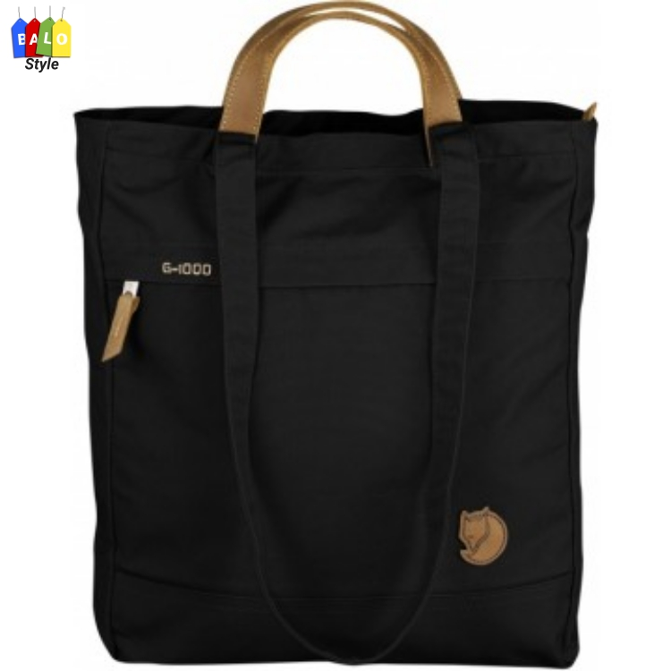 [ 3 in 1 ] Túi xách Totepack No1 – Black-Fjallraven Brand