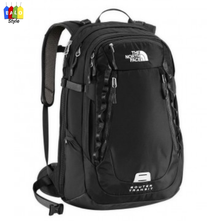 Balo The North Face Router Transit (Black)
