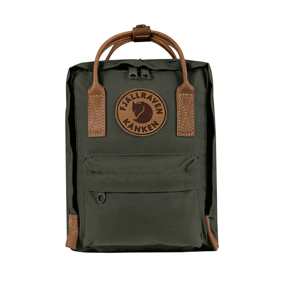 Balo Fjallraven kanken no2 mini-deep forest