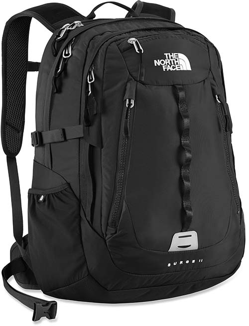 Balo the north face surge 2 transit black