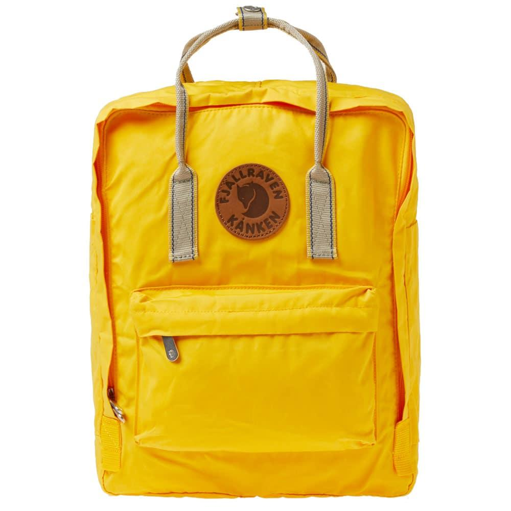 Balo Fjallraven kanken greenland-warm yellow