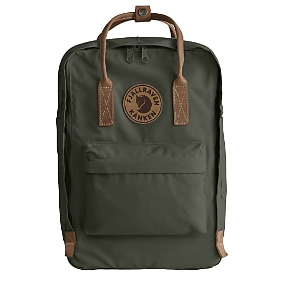 Balo Fjallraven kanken no2- Deep forest