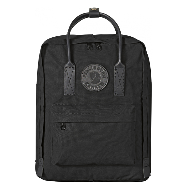 Balo Fjallraven kanken no2-full black