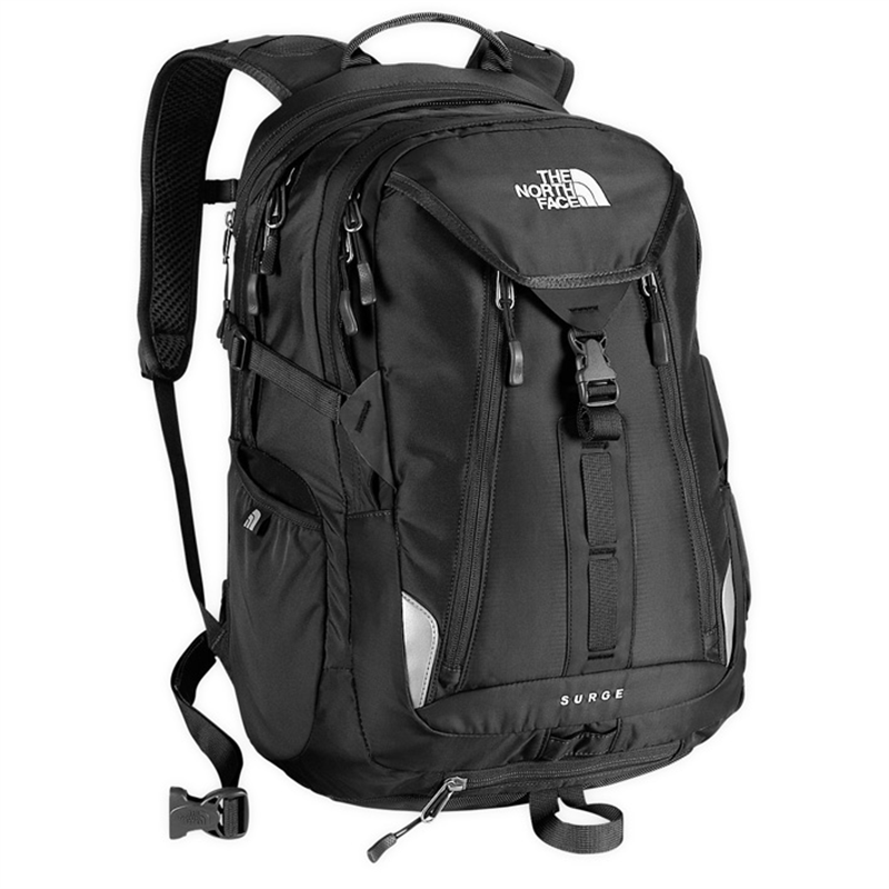 Balo The North Face Surge Black